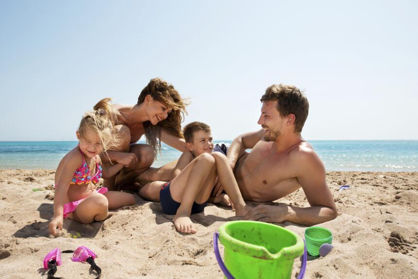 Mejores lugares para visitar con los niños