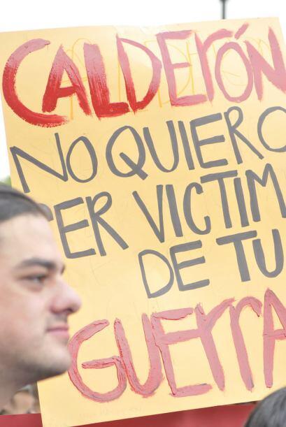 Desde 2006 México se ha visto sacudido por la creciente violencia de los...