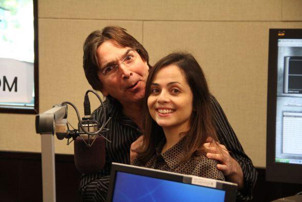 Franco de Vita siempre tan romantico y encantador compartió con Javier,...