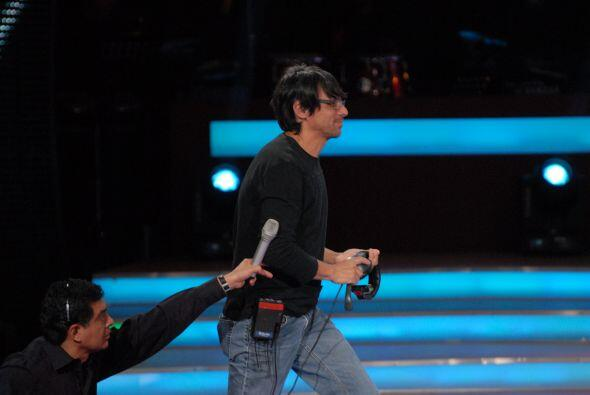Rubén Galindo es reconocido por sus magníficas producciones.