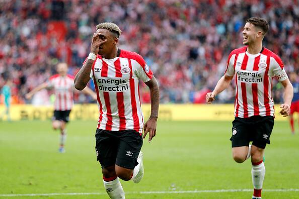 En fotos: Hirving Lozano es campeón de la Eredivisie con el PSV 94654389...