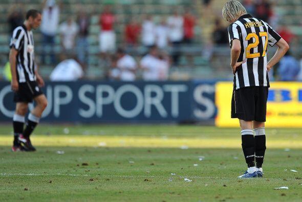 Juventus perdió 1-0 y podría ser un mal presagio para sus aspiraciones a...