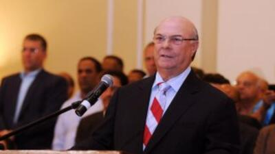 El ex presidente de República Dominicana, Hipólito Mejía.