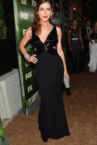 Kate Walsh lució muy elegante y sexy.