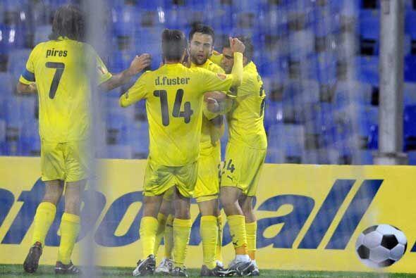 Villarreal le ganó al Levski Sofía como visitante y también avanzará a l...