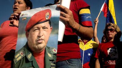 Maduro lanza amenazas durante aniversario de muerte de Chávez