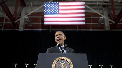 Obama: Yo nunca me daré por vencido en inmigración