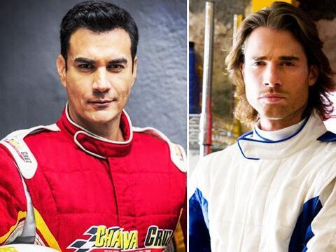 Estos bomboncitos de las telenovelas se vistieron de pilotos para robarn...