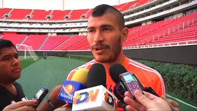 Jorge Enríquez ansioso de volver a competir