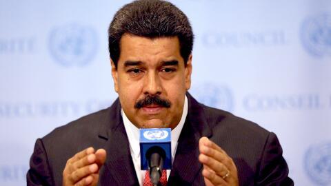 Nicolás Maduro reconoce el impacto de los bajos precios del petr&...