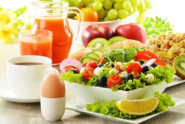 Ahora que ya sabes que alimentos son mejor en tu dieta comienza a sustit...