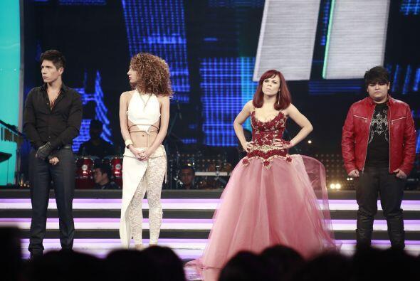 ¿Quién sería: Fernando, Joyce, Ana Cristina o Stephanie?