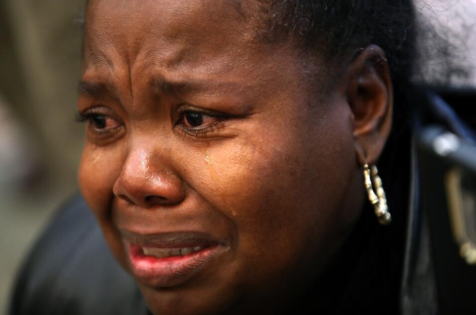 Protestas por muerte de afroamericano en California impiden acceso a un...