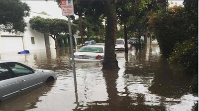 Inundaciones en Santa Bárbara