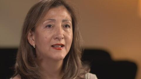 Ingrid Betancourt, sorprendida ante la liberación de su excarcelero