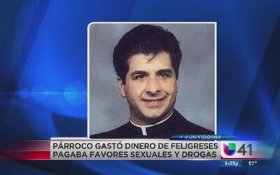Renuncia párroco por escándalo sexual