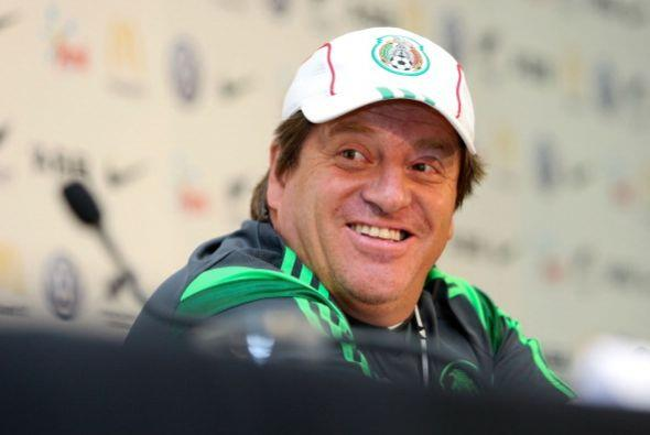 Miguel 'Piojo' Herrera es otro que deberá dar las gracias antes de meter...
