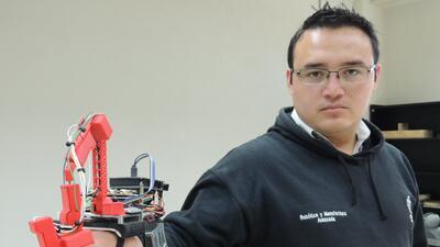 Desde una pulsera para diabéticos hasta un detector de influenza: 11 inventos mexicanos a favor de la salud