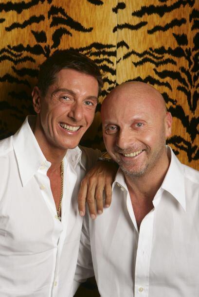 Los diseñadores Dolce & Gabbana levantaron polémica al...
