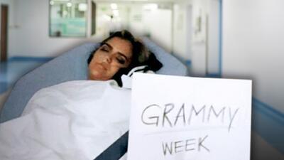 Confirman hospitalización de Karol G tras ganar su primer Latin GRAMMY