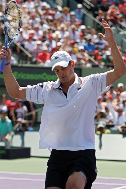 Con este triunfo, Roddick se coronó por segunda vez en Miami, ya lo habí...