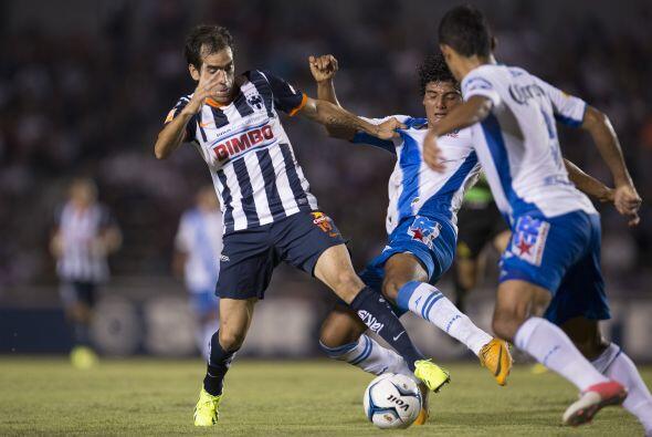 A media tarde los Rayados de Monterrey tendrán la visita de la Franja de...