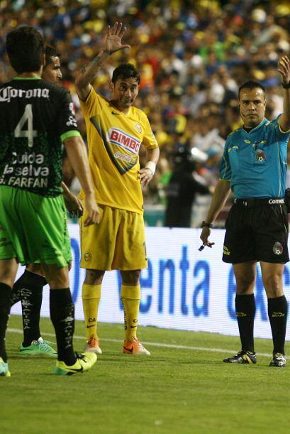 Jugó los 90 minutos, tiró tres veces a gol, dio los dos pasas de anotaci...