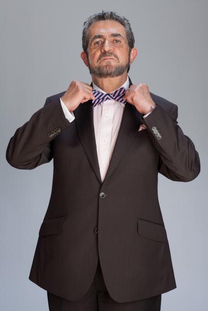 """El """"Flaco"""" Ibañez es un reconocido actor de comedia y humorista mexicano..."""