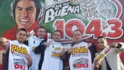 Fiesta en tu casa con El Güero y su Banda Centenario