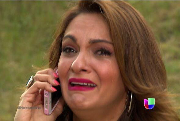 De la que te salvaste Silvana, el señor Alejo te perdonó la vida.