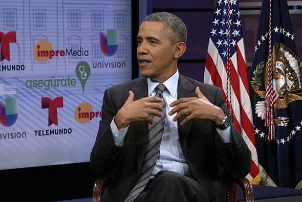 El presidente Barack Obama se comprometió públicamente a que la informac...
