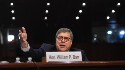 El 'Rusiagate' y su independencia frente a Trump, los temas que dominan la confirmación de William Barr como nuevo fiscal general