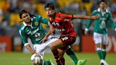 León busca su boleto a octavos de final en la Copa Libertadores.