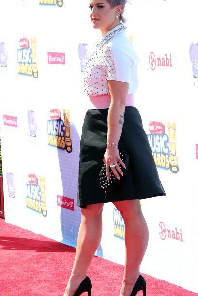 La 'fashionista' dejó claro que una de las tendencias que predomina son...