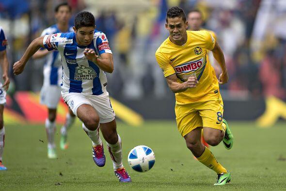 Varios jugadores buscan revancha en el terreno de juego. Andrés Andrade...