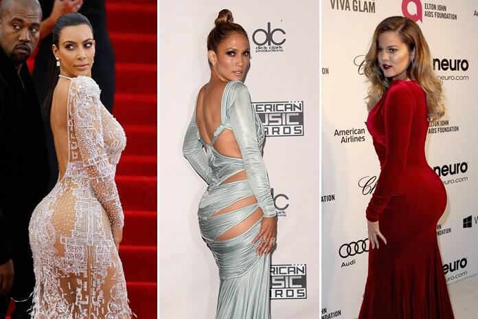 JLo y las Kardashian