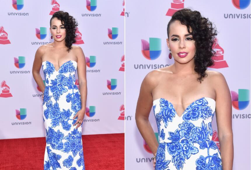 Maquillaje de Latin GRAMMY 2015