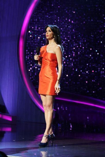 Giselle además de Nuestra Belleza Latina participa en los especiales de...