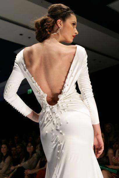 Si aún no eliges tu vestido de novia, pero siempre has soñado con lucir...