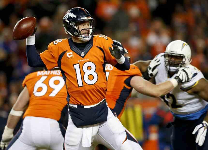 Los Denver Broncos vencieron 27-20 a los San Diego Chargers para coronar...