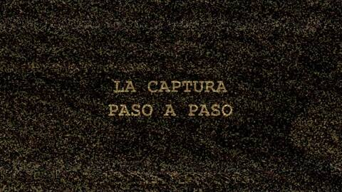 El Chapo Guzmán captured: step by step