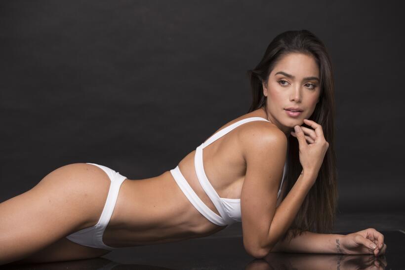 Paula Giraldo (@paogiraldomodelo) es una bellísima colombiana, fa...