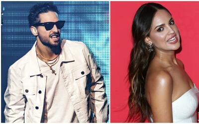 Se alega que Eiza González quiso conocer a Maluma pues le encanta...