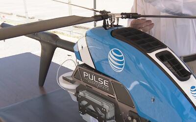 Bomberos y AT&T realizan entrenamiento contra desastres naturales