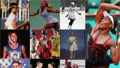 Las diez deportistas más chic de la historia