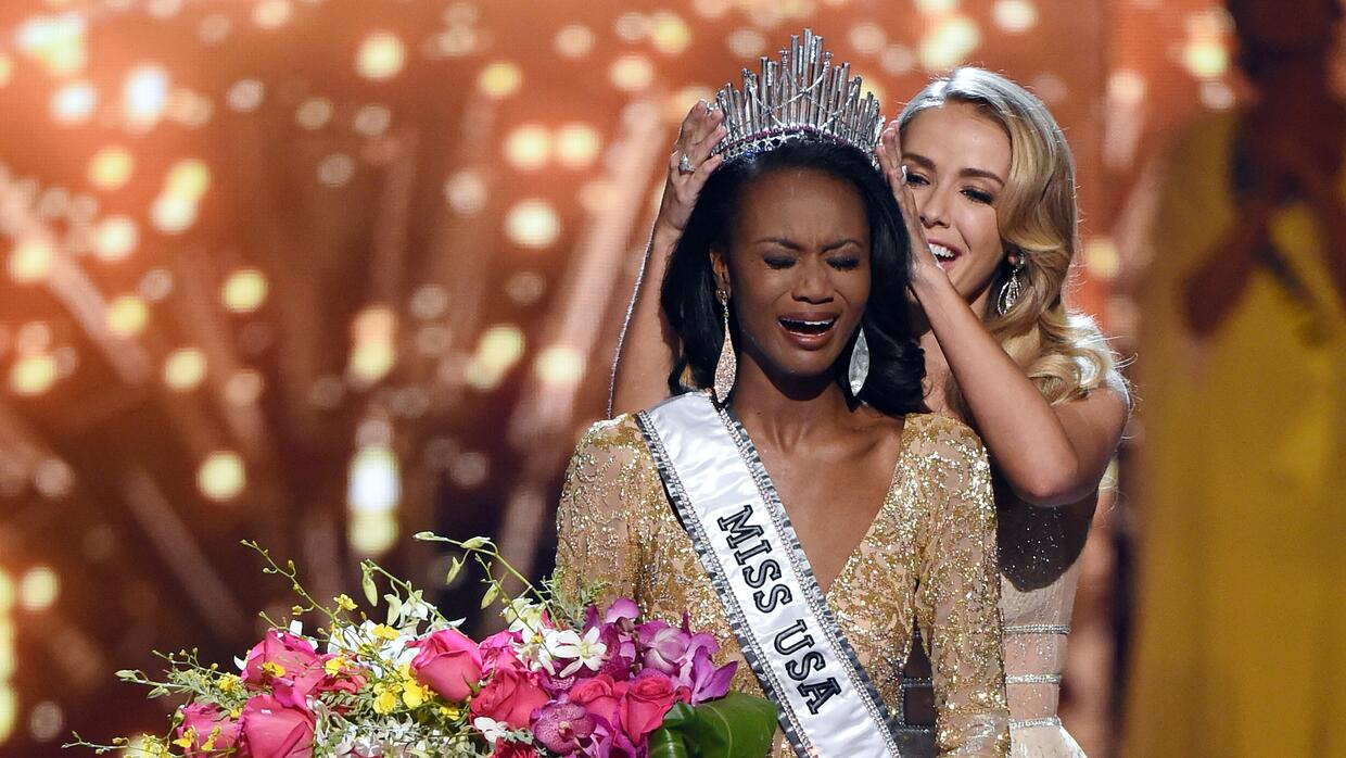 Deshauna Barber es la actual Miss USA.