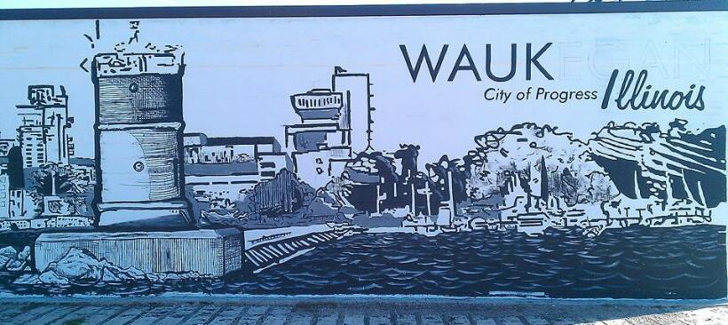 Murales de Waukegan
