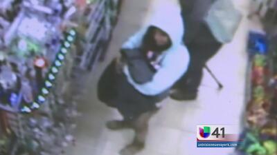 Video muestra a presunta madre del bebé abandonado
