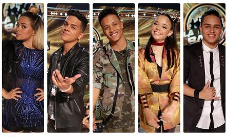 VOTA ¿Cuál fue el top performance de la semifinal de La Banda?