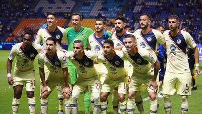 América está entre los 35 equipos del mundo y es el mejor de los seis clubes mexicanos en el Top 100